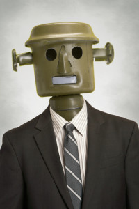 robot-businessman