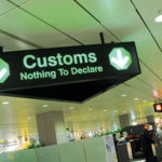 customs nothing to declare